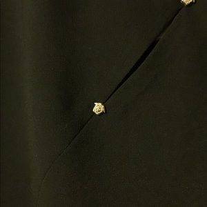 Versace Dresses - Versace Jeans Couture- Black Sheath Dress